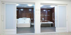 3F一人用介護浴室
